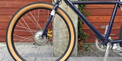 Faraday Porteur S Civic Edition 160 Mm Mechanical Disc Brakes