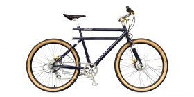 Faraday Porteur S Civic Edition Electric Bike Review