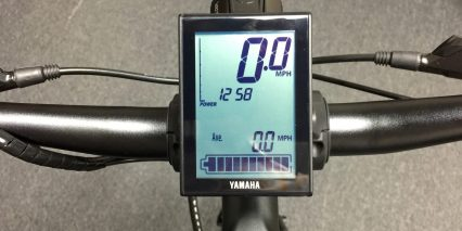 Haibike Trekking 4 0 Yamaha Pw Lcd Display