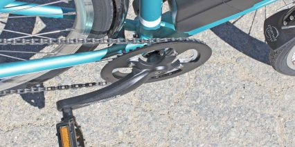 Hill Topper City Ultra Tw Alloy Platform Pedals