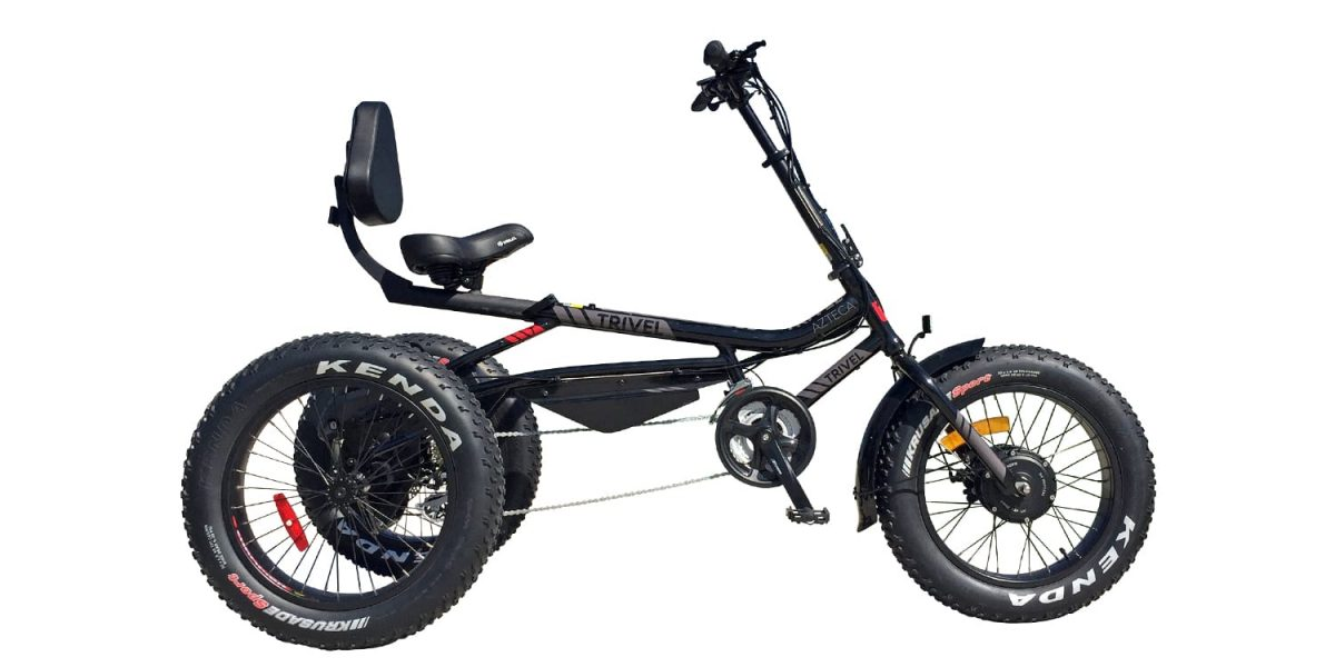 Trivel E Fat Azteca Electric Bike Review