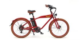 2018 Ariel Rider W Class Electric Bike Review