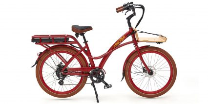 Ariel Rider C Class Red