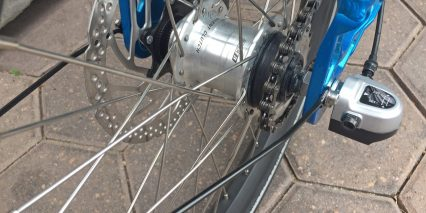 Ariel Rider M Class 3 Speed Shimano Inter3 Internally Geared Hub