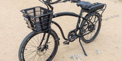 Electric Bike Company Model C Beach Cruiser Electric Bicycle