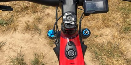 Focus Sam Squared Glare On Small Di2 Lcd Display