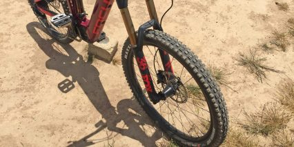 Focus Sam Squared Long Travel Enduro Suspension 170 Mm