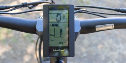 M2s Bikes All Terrain R750 Intelligent Lcd Display Panel