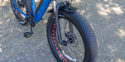 M2s Bikes All Terrain R750 Punched Out Rims Kenda Juggernaut 4 Inch Tires
