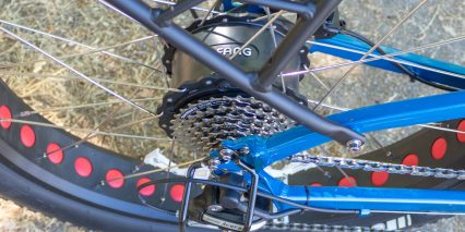 M2s Bikes All Terrain R750 Steel Derailleur Guard