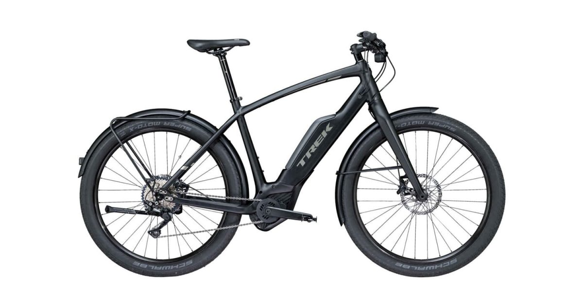 Trek Super Commuter Plus 7 Electric Bike Review