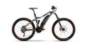 2018 Haibike Xduro Allmtn 8 0 Electric Bike Review