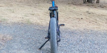 M2s Bikes All Terrain Ultra Back