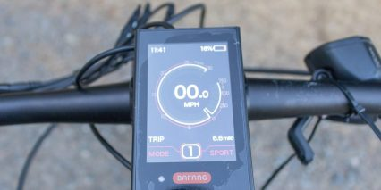 M2s Bikes All Terrain Ultra Bafang Dp C18 Color Lcd Display