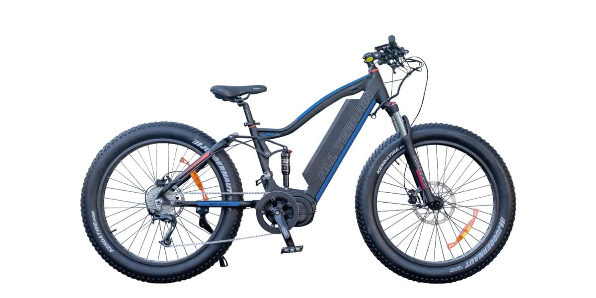 M2s Bikes All Terrain Ultra Electric Bike Review