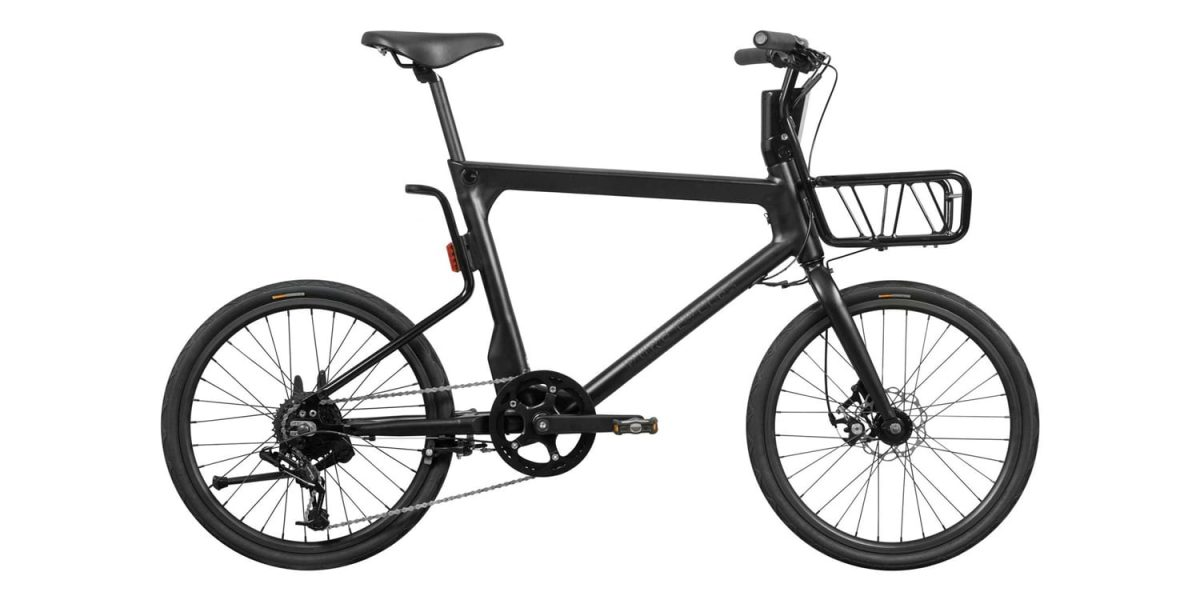 Pure Cycles Volta 8 Speed Electric Bike Review