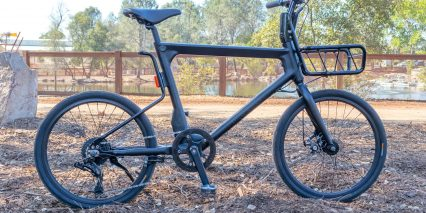 Pure Cycles Volta 8 Speed Light Utility Electric Bike