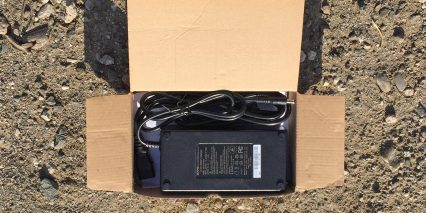 E Lux Sierra 2 Amp Electric Bike Charger