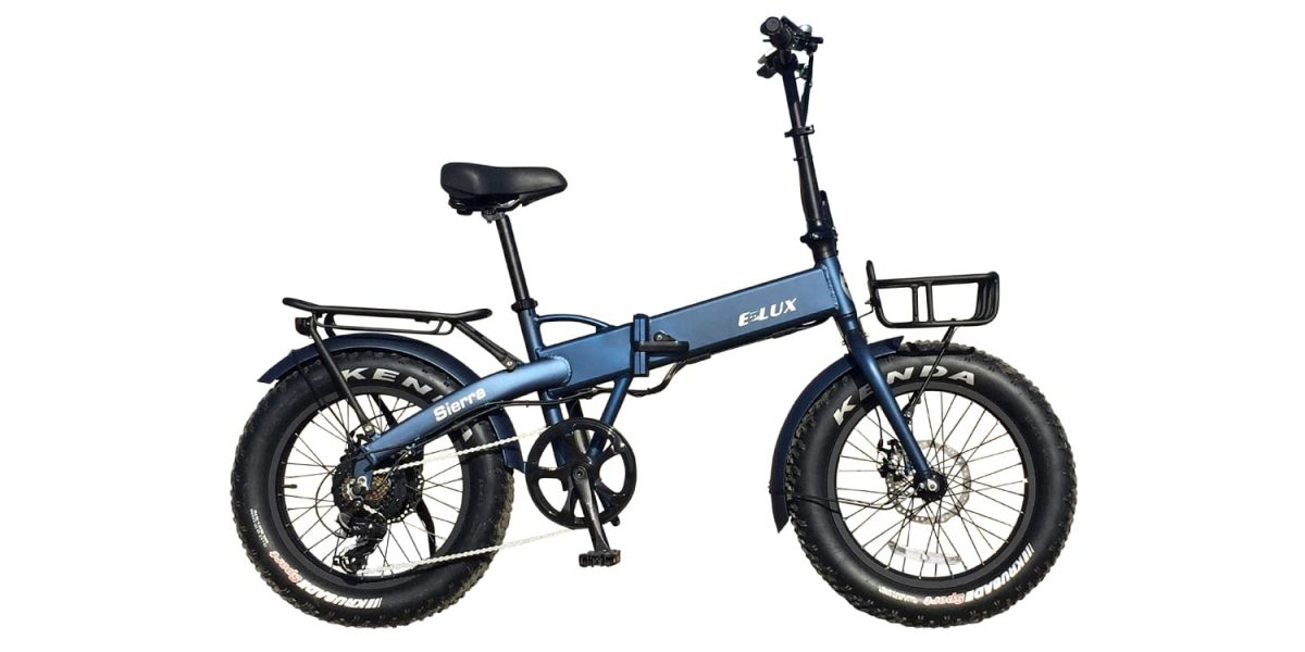 E Lux Sierra Electric Bike Review