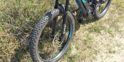 Easy Motion Rebel Lynx 5 5 27 5 Plus Pw X Schwalbe Nobby Nic Tires
