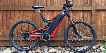 Optibike R15c Carbon Fiber