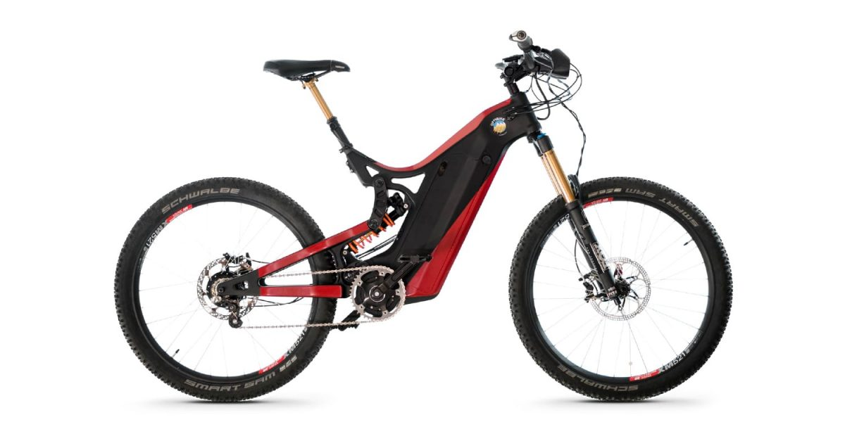 7397930da858 Optibike R15c Carbon Fiber Electric Bike Review