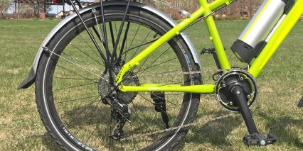 Optibike Rocky Mountain Commuter 11 Speed Sram Nx Gearing