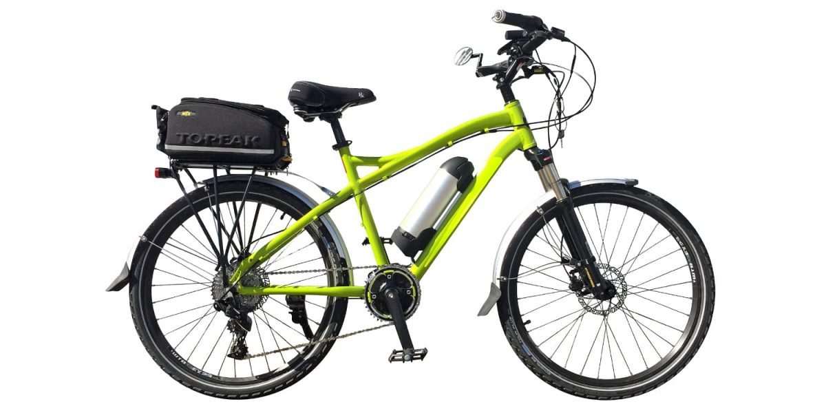 Optibike Rocky Mountain Commuter Electric Bike Review