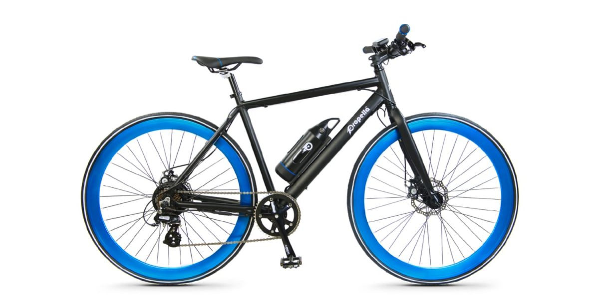 Propella 2 2 7 Speed Electric Bike Review