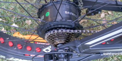Addmotor Motan M 560 Bafang 500 Watt Fat Bike Motor