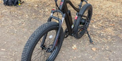 Civi Bikes Predator Mozo Fat Bike Suspension Fork Spring With Lockout