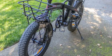 Civi Bikes Rebel 1 0 Optional Front Basket