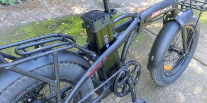 Civi Bikes Rebel 1 0 Seat Tube Battery Pack 48v