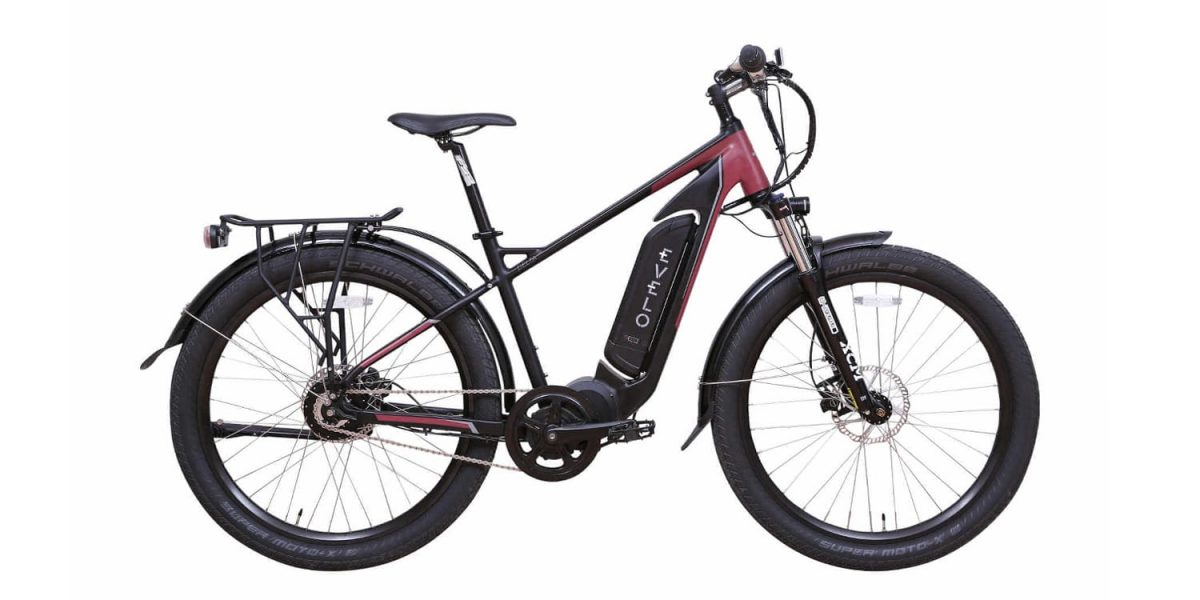 Evelo Delta X Electric Bike Review