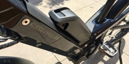 Riese Muller Homage Gt Touring Hs Dual Battery Powertube And Powerpack 500