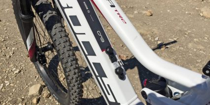 Bulls Aminga Eva Tr 2 Monkeylink Bottle Adapter Downtube