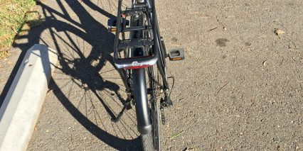 Bulls Cross Lite Evo Rack Integrated Backlight