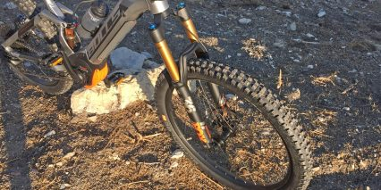 Bulls Six50 Evo Am 4 Sram Fox Float Factory 36 Air Suspension Fork