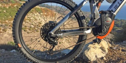 Bulls Six50 Evo Am 4 Sram Xx1 Eagle 12 Speed Drivetrain