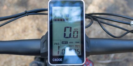 Eccobike Nashorn C600e Lcd Display