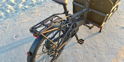 Riese Muller Load 75 Touring Hs Suspended Rear Rack With Supernova Brake Light 5 Led