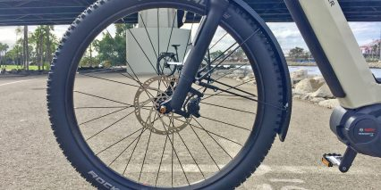 Riese Muller Nevo Gx Rohloff Schwalbe Rock Razor Tires Magura 180mm Disc Brake Rotors