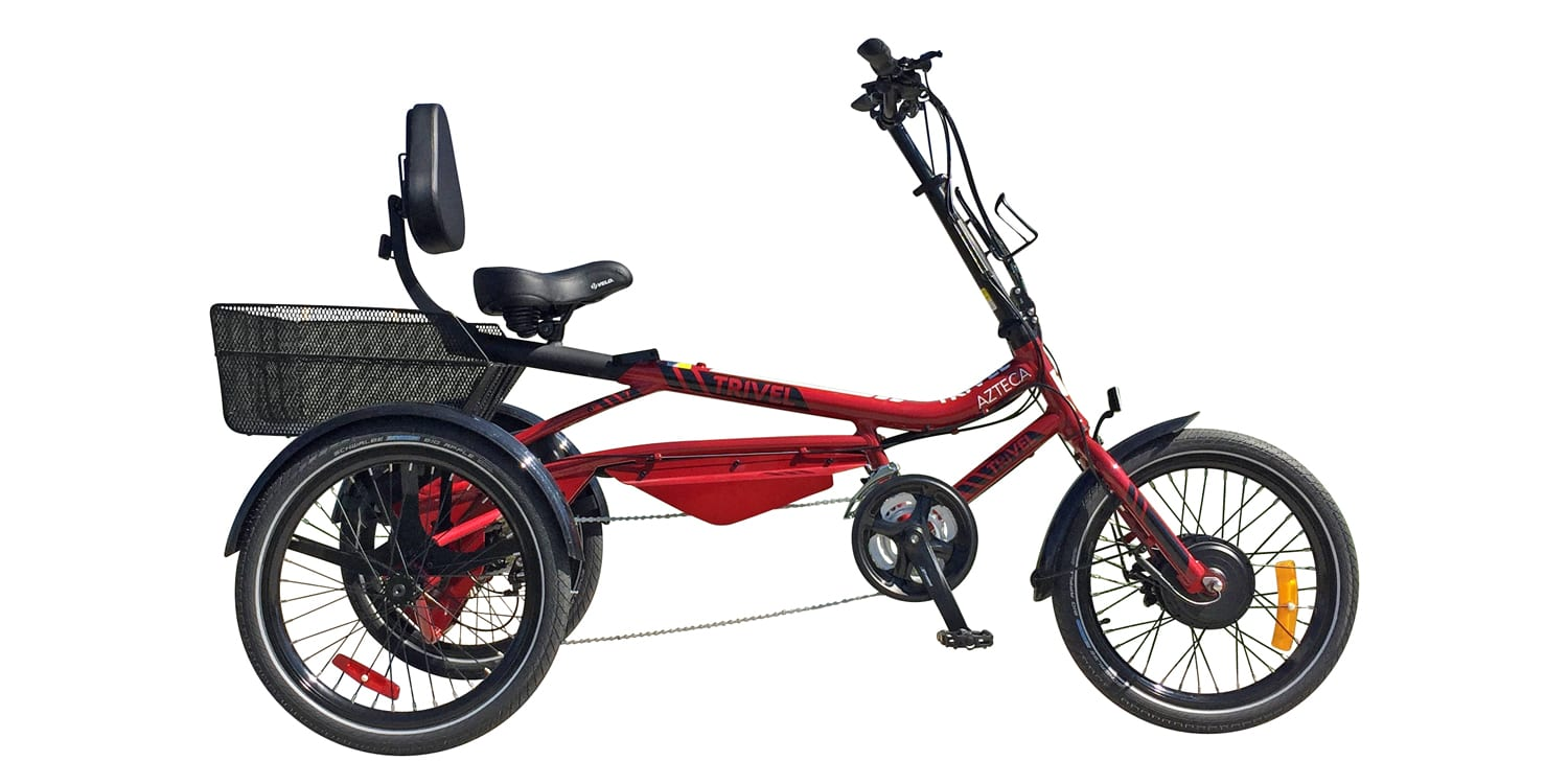 """Sun 24"""" Traditional Electric Tricycle Review - Prices, Specs, Videos, Photos"""