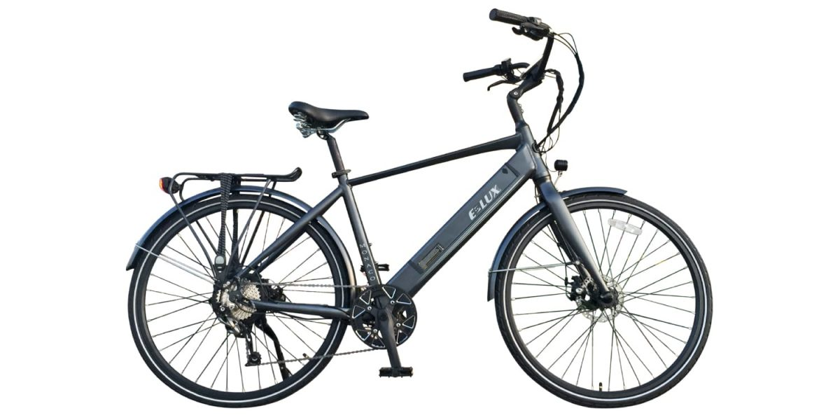 E Lux Monaco Electric Bike Review