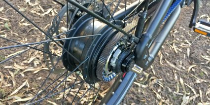 Riese Muller Culture Gt Vario Enviolo Continuously Variable Transmission Hub