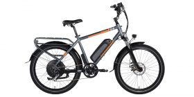 2019 Rad Power Bikes Radcity Electric Bike Review
