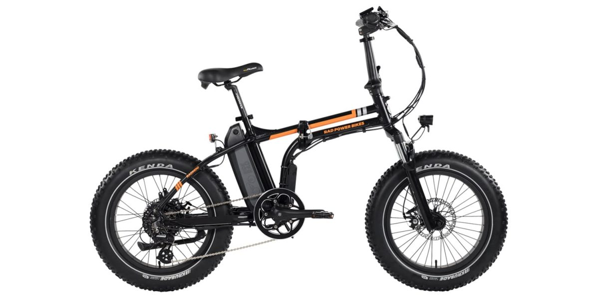 2019 Rad Power Bikes Radmini Electric Bike Review