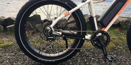 2019 Rad Power Bikes Radrover Electric Drive System With Kenda Fat Tire