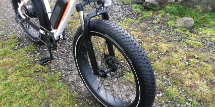 2019 Rad Power Bikes Radrover Front Suspension With Kenda Fat Tire