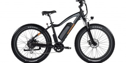 2019 Rad Power Bikes Radrover Stock Black